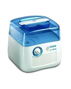 Vicks Germ Free Cool Mist Humidifier - Blue - 1 g