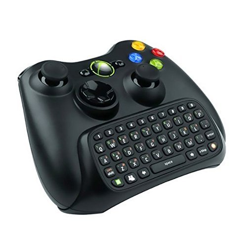 Megadream® Online Messenger Live Chat & Gaming Keyboard Chatpad for Microsoft Xbox 360 Controller (Xbox Care Package compare prices)
