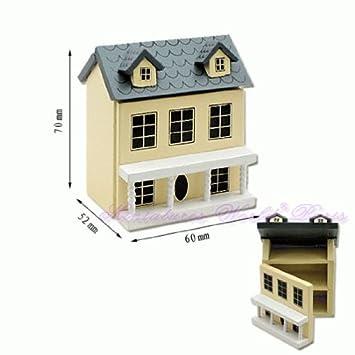 Meuble de maisons de poupées miniature - Maison de poupées