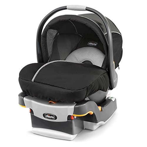 New Chicco Keyfit 30 Magic Infant Car Seat, Black/Grey