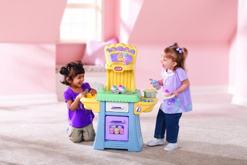An Image of Little Tikes Cupcake Kitchen