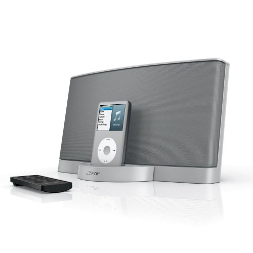 New Bose SoundDock Series II 30-Pin iPod/iPhone Speaker Dock (Silver)