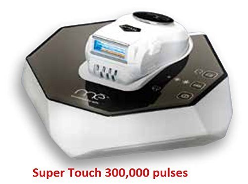 Elos Me Super Touch + 300,000 Flashes + Free Precision Unit, New 2015 by Syneron Beauty