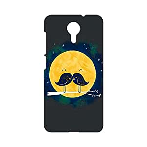 BLUEDIO Designer Printed Back case cover for Micromax Canvas E313 - G4479