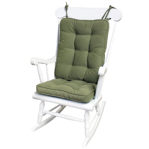 Greendale Home Fashions Fashions Standard Rocking Chair Cushion Hyatt Fabri