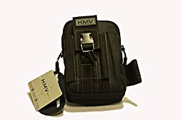 HMV Tactical Millitary Outdoor MOLLE Cell Phone Case and Pouch