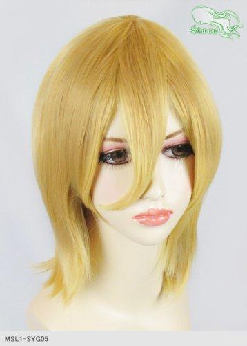 スキップウィッグ 魅せる シャープ 小顔に特化したコスプレアレンジウィッグ シャイニーミディ プティング