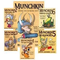 Original Munchkin Bundle 1 Through 6