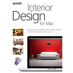 Punch! Interior Design v17 MAC [Download] by Encore Software