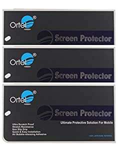 Pack Of 3 Ortel Screen Guard For Samsung 7722