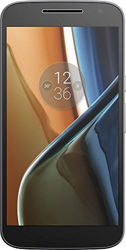 MOTO G4 (4th Generation) Octa-Core 4G LTE with 16GB Memory Cell Phone ( Factory Unlocked Sealed Box!) Any Carrier -...