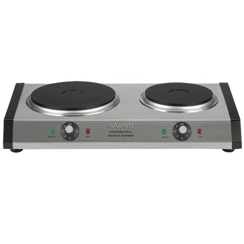 Double Electric Burner