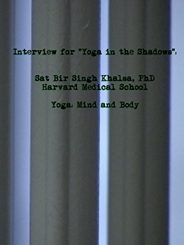 "Clip: Interview for ""Yoga in the Shadows."" Sat Bir Singh Khalsa. Yoga: Mind and Body on Amazon Prime Instant Video UK"