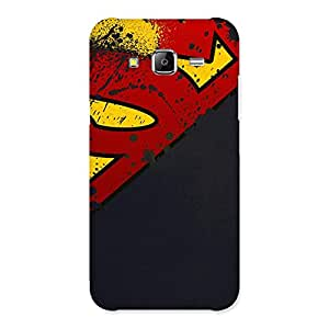 Delighted Uper Multicolor Print Back Case Cover for Samsung Galaxy J5