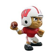 Buy Lil' Teammates Series Wisconsin Badgers Quarterback by Lil' Teammates