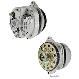 1991-1996 Chevrolet Corvette 5.7L New Alternator - 8173N