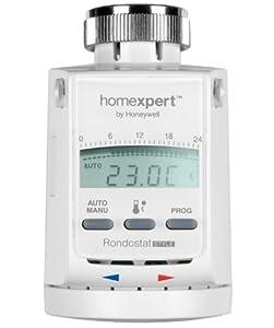 Homexpert by Honeywell HR20-Style Rondostat programmierbarer Heizkörperregler