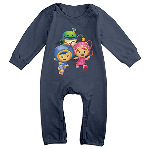 Baby Team Umizoomi Long Sleeve Toddler Babysuit