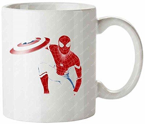 hey-everyone-superheros-spiderman-captain-america-shield-travel-mug-tazas-de-desayuno-tea-cup