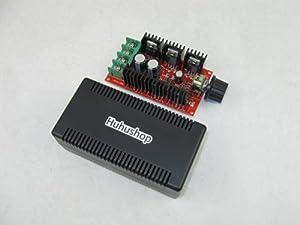 huhushop(TM) DC Motor Speed Control PWM HHO RC Controller 10-50V 40A 2000W MAX dkc by Huhushop(TM)