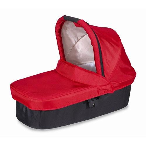 Britax B-Ready Bassinet, Red front-678718