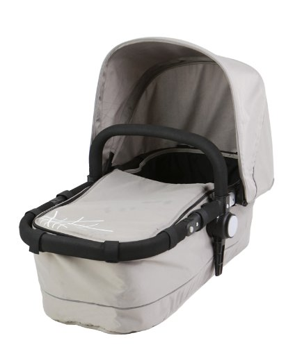 Dream On Me Acrobat Multi Terrain Stroller and Bassinet, Makado Atmo (Discontinued by Manufacturer)