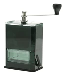 Hario Clear Coffee Grinder from Hario