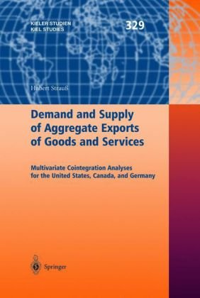 Demand and Supply of Aggregate Exports of Goods and Services