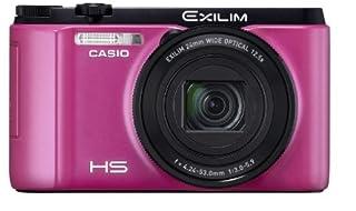 CASIO EXILIM デジタルカメラ 1,600万画素 ビビットピンク EX-ZR1100VP
