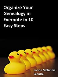 Organize Your Genealogy in Evernote in 10 Easy Steps