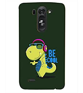 PRINTSHOPPII CARTOON FUNNY Back Case Cover for LG G3 Beat::LG G3 Vigor::LG G3s::LG g3s Dual