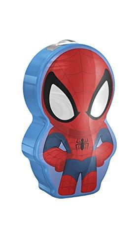 Philips e Disney, Spiderman, Torcina Luce notturna LED per bambini