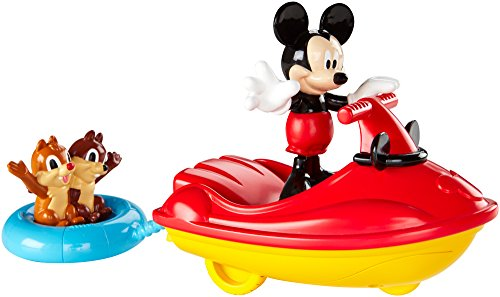 Fisher-Price Disney Mickey Mouse Clubhouse Mickey Outdoor Cruiser Playset