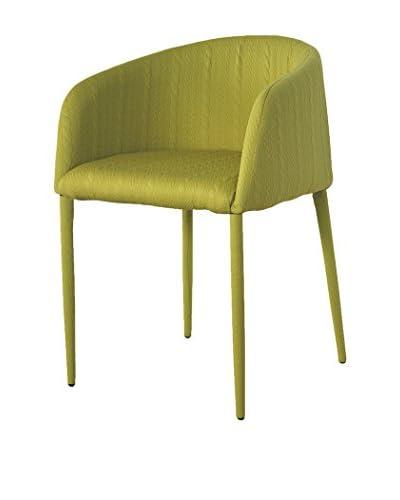 CRIBEL stoel set van 2 Prima groen