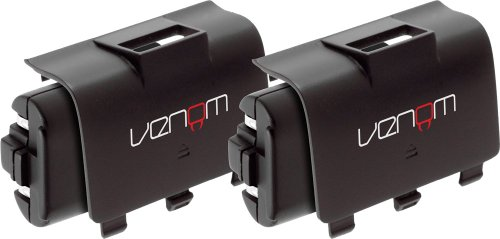 Venom 2850 TWIN Rechargeable Battery PACK Batteria