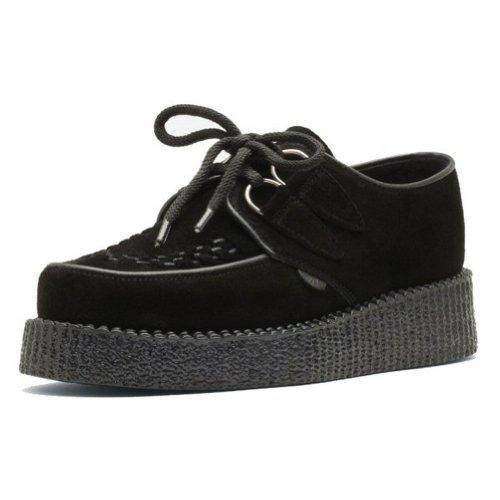 Underground, Sneaker uomo Nero nero, Nero (nero), 12 UK