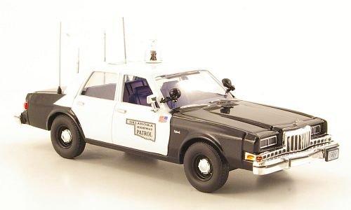 dodge-diplomat-oklahoma-highway-patrol-1985-modellauto-fertigmodell-first-response-143