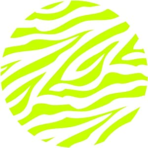 lime green zebra wallpaper - photo #14