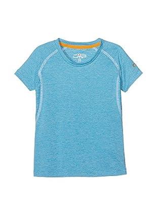 CMP Camiseta Manga Corta 3T62565 (Azul)