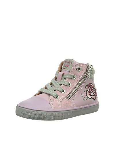 Geox Sneaker B Kiwi Girl [Fucsia]