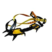Grivel G10 crampon Wide, New Classic yellow/black