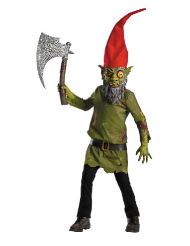 Kids-Costume Wicked Troll Kids Costume 7-8 Halloween Costume - Child 7-8