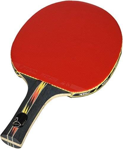 Stiga Racchetta da Ping Pong Charger Tube (3 Stelle) Rosso