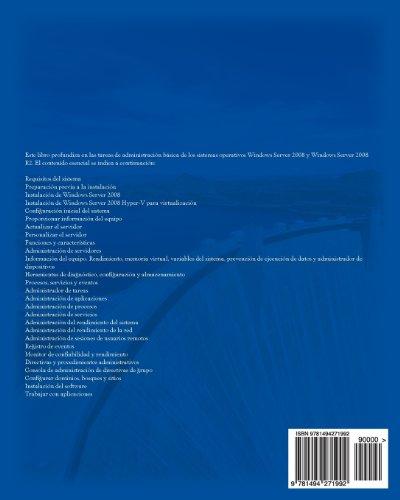 WINDOWS SERVER 2008/R2. Administración Básica
