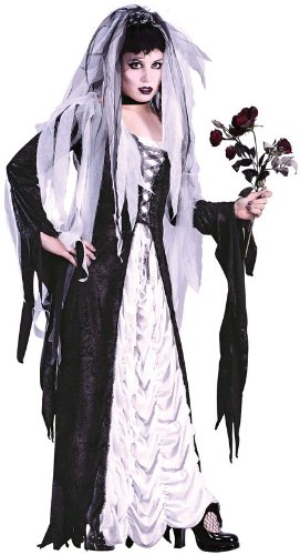 Bride of Darkness Costume - Medium/Large - Dress Size 10-14