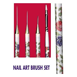 Star Nail Nail Art Brush Set