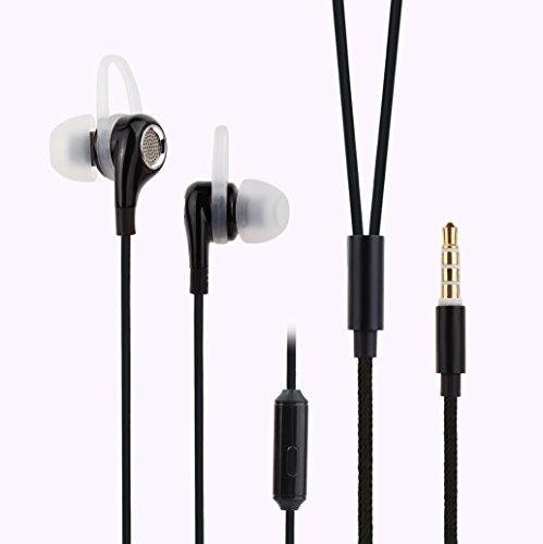 SmartSpeed® K38 In-Ear Headphone Sports Earbuds Running Earphone with Microphone