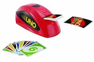 Mattel V9364 - Uno Extreme, Kartenspiel
