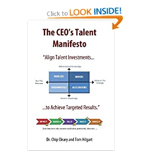The CEO's Talent Manifesto