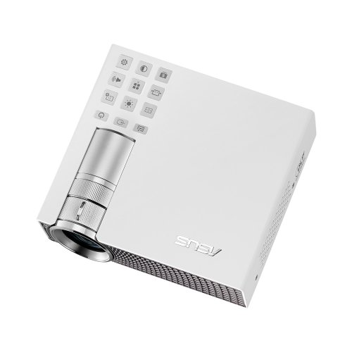 Asus P2B Battery-Powered Portable Led Projector